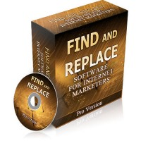Find and Replace Pro - Instantly Modify Thousands of Web Pages or Text!