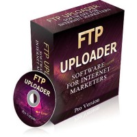 FTP Uploader Pro Version Comes With Resell Rights