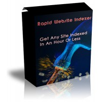 Rapid Website Indexer - Get Any Site Indexes In An Hour Or Less