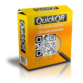 Quick QR - QR- Code Generator MRR Software with Giveaway Rights