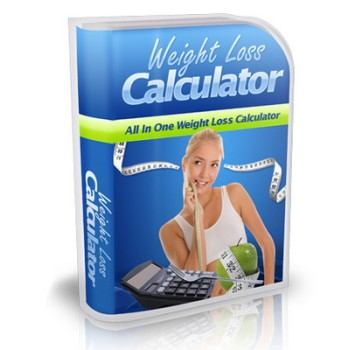 All In One Weight Loss Calculator MRR and Giveaway Rights
