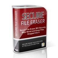 Secure File Eraser MRR Software / Giveaway Rights