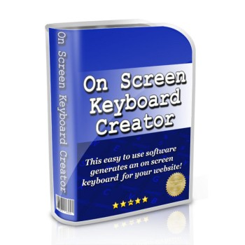 On Screen Keyboard Creator RR