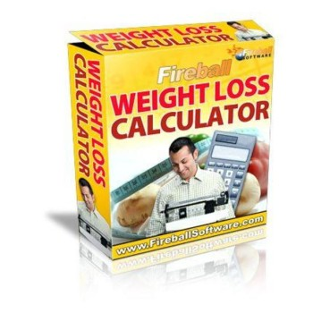 Weight Loss Calculator MRR Software