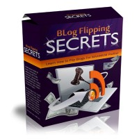 Blog Flipping Secrets: Learn How To Flip Blogs For MAXIMUM Profit! [eBook + Audio + Videos]