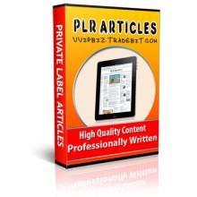 10 PLR Structured Settlement Articles