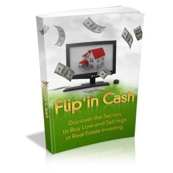 Flip For Cash: Real Estate Investing MRR /Giveaway Rights