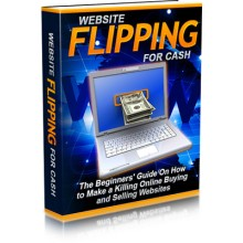 *Get* Website Flipping for Cash MRR & Give Away License