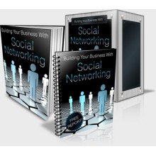 *Hot!* Building Your Business With Social Networking + Turnkey Niche Site