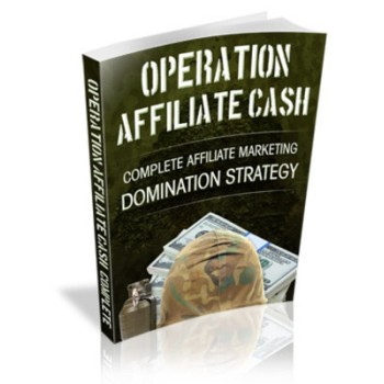 Operation Affiliate Cash - MRR Included