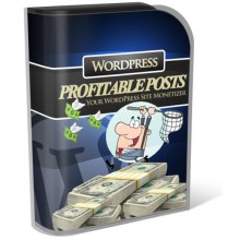 Wordpress Profitable Posts MRR/ Giveaway Rights - WP Plugins